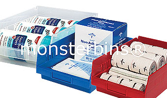 Shelf Bins for Pharmacies