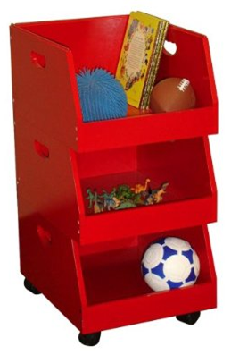 Stacking Bins for Toys