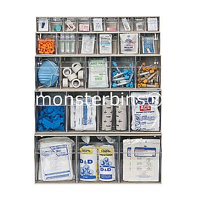Monster bins blog parts storage bins for Parts room organization