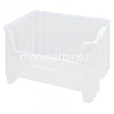 "Clear Giant Stack Container - 15""x20""x13"""