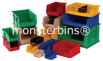 Storage Bins for Plumbers