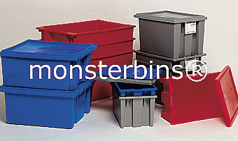 Storage containers and totes