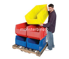 Attractive Monster Bins