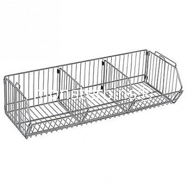 Modular Shelf Basket - 14x48x9