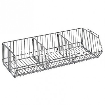 Modular Shelf Basket - 20x48x9