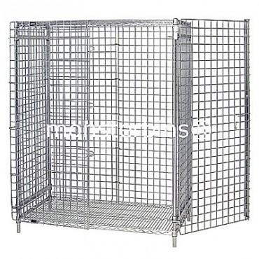 Wire Security Unit - 24x48x63