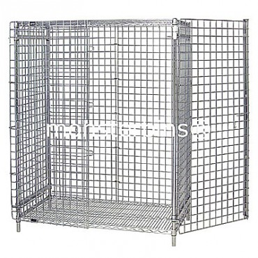 Wire Security Unit - 24x60x63