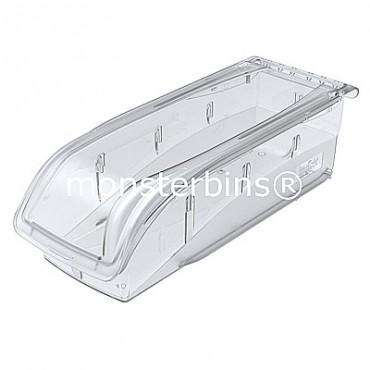 Akro-Mils® InSight Ultra-Clear Bin 10x4x3 (Sold in Cartons of 12) - 305A5