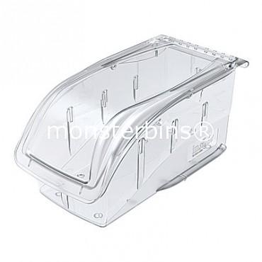 Akro-Mils® InSight Ultra-Clear Bin 10x5x5 (Sold in Cartons of 12) - 305B1