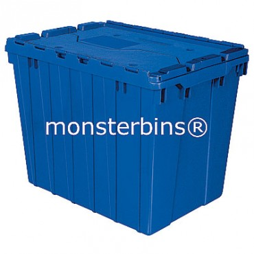 Akro-Mils® 39170 Attached Lid Container