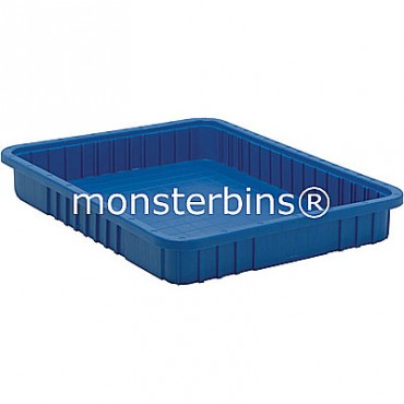 Dividable Grid Container - 23x17-1/2x3