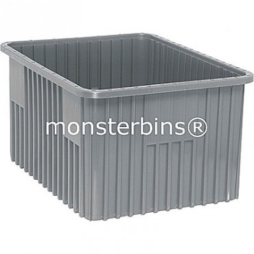 Dividable Grid Container - 23x17-1/2x12