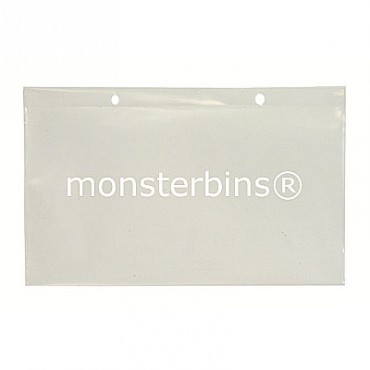 Label Holders for DG91050, DG92060 and DG93060 (Pack of 6)
