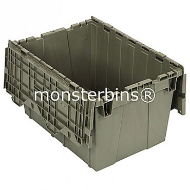 Attached Lid Container - 21x15x12