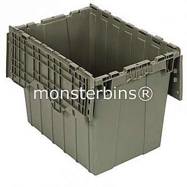 Attached Lid Container - 21x15x17