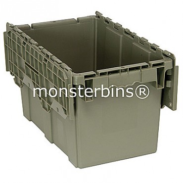 Attached Lid Container - 22x13x12