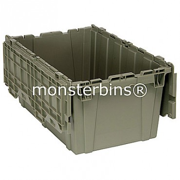 Attached Lid Container - 27x17x12