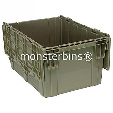 Attached Lid Container - 28x20x15