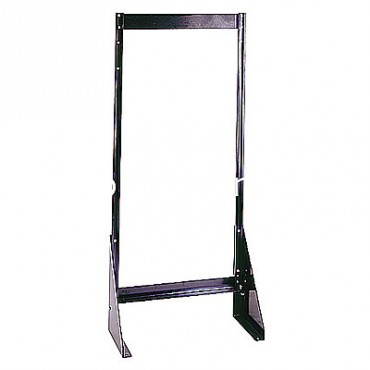 "48"" Single Sided Floor Stand"