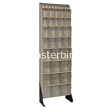 Preconfigured Floor Stand - 4 QTB303, 2 QTB304, 2 QTB305 and 1 QTB306