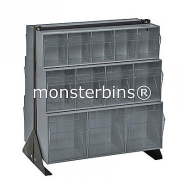Preconfigured Floor Stand - 2 QTB303, 2 QTB304 and 2 QTB305