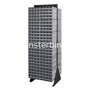 Double-Sided Interlocking Cabinet Floor Stand - 24 QIC-161