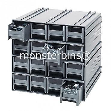 Interlocking Storage Cabinet - 16 IDR201
