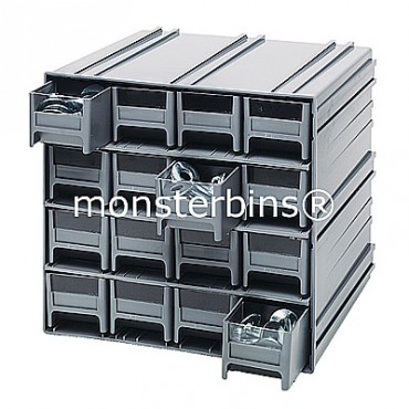 Interlocking Storage Cabinet - 16 IDR201