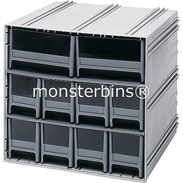 Interlocking Storage Cabinet - 8 IDR202 and 2 IDR204