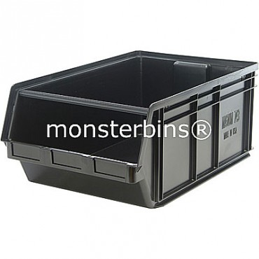 "Recycled Open Hopper Magnum Bin - 30""x18""x12"""