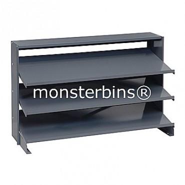 Bench Rack - 3 Shelves - No Bins
