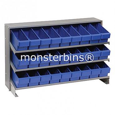 Bench Rack - 3 Shelves - 27 MED501