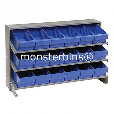 Bench Rack - 3 Shelves - 18 MED601