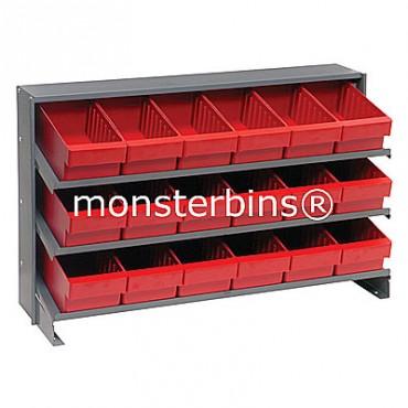 Bench Rack - 3 Shelves - 18 QED601