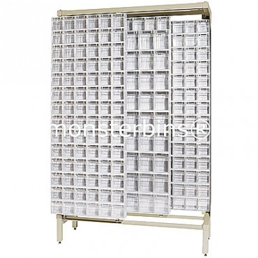 Free Standing Slider System - 9 QTB305, 43 QTB306