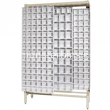 Free Standing Slider System - 36 QTB305