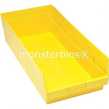 Plastic Shelf Bin 24x11x6