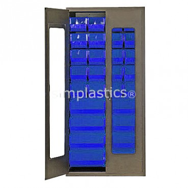 Image with Blue Bins Currently Unavailable