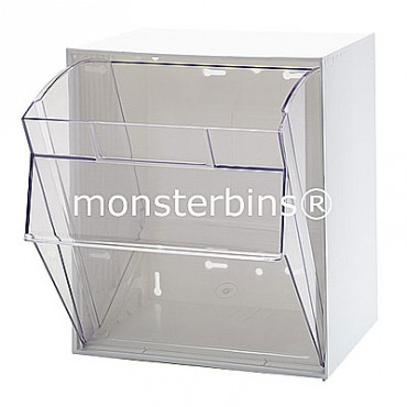 1 Compartment Tip Out Bin