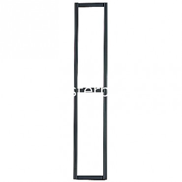 "Clear Tip Out Bin Frames - 70"" High"