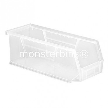 Monster Clear Stacking Plastic Bins MB224CL