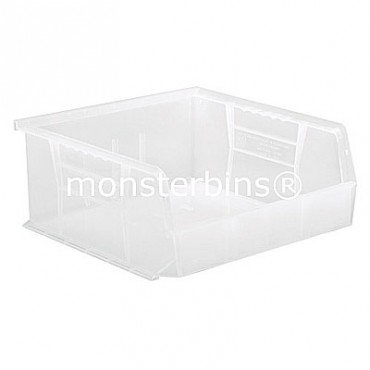 Monster Clear Stacking Plastic Bins MB235CL