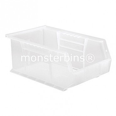 Monster Clear Stacking Plastic Bins MB241CL