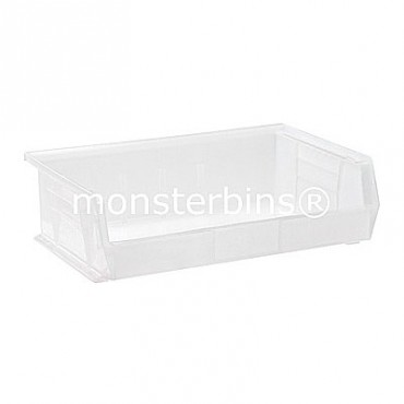 Monster Clear Stacking Plastic Bins MB245CL