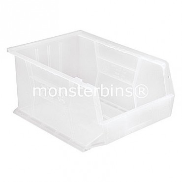 Monster Clear Stacking Plastic Bins MB255CL