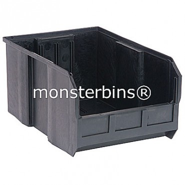 QUS255CO ESD Conductive Stacking Bin 16x11x8