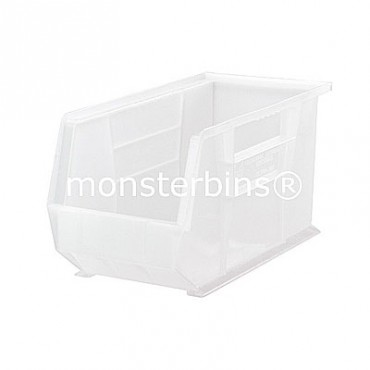 Quantum Clear Stacking Plastic Bins QUS265CL