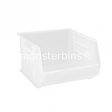 Monster Clear Stacking Plastic Bins MB270CL