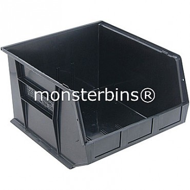 QUS270CO ESD Conductive Stacking Bin 18x16x11