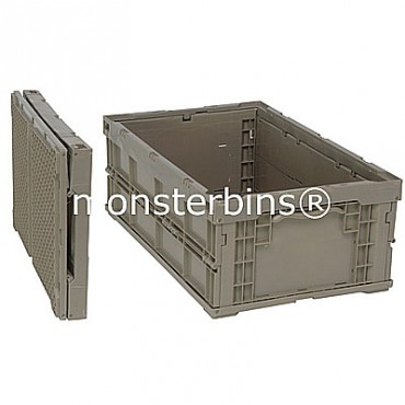 Heavy-Duty Collapsable Container - 24x15x9